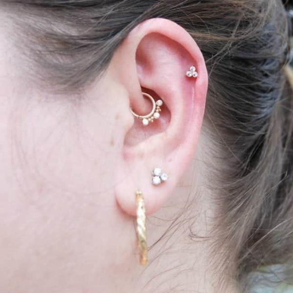 Auricle Piercing The Complete Experience Guide With Meaning