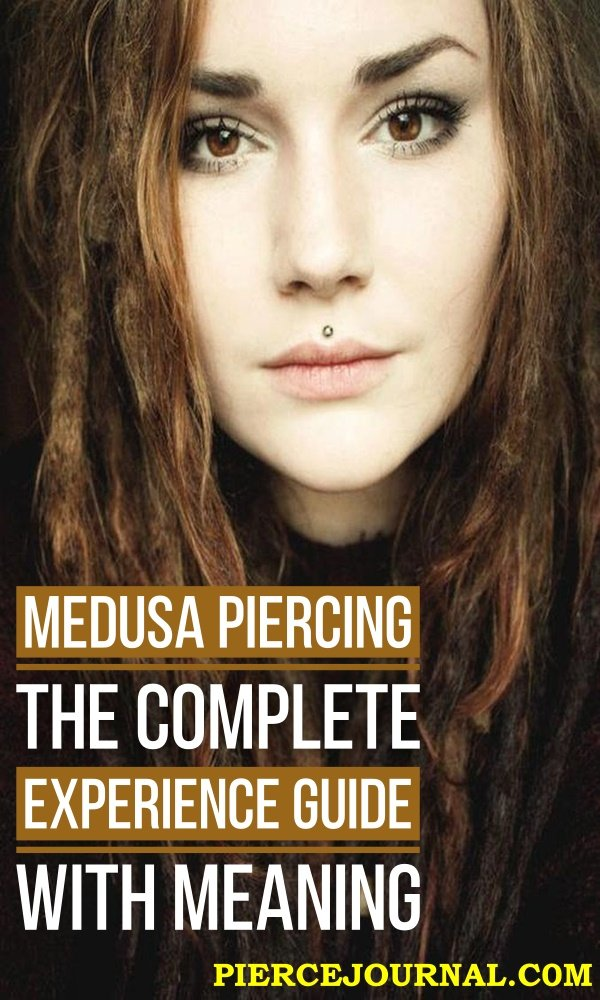 Medusa Piercing The Complete Experience Guide With Meaning