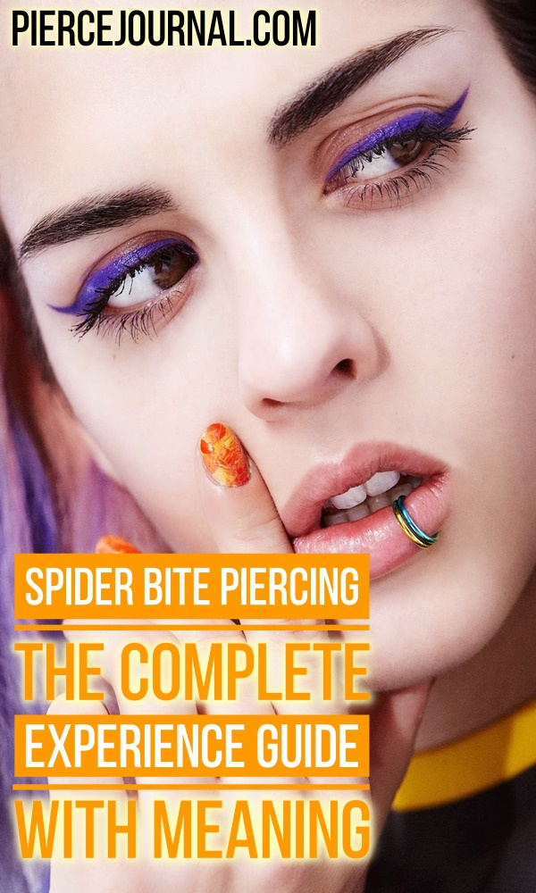 Spider Bite Piercing The Complete Experience Guide With Meaning