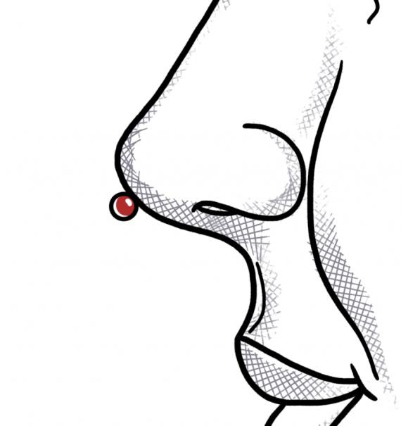 septril piercing