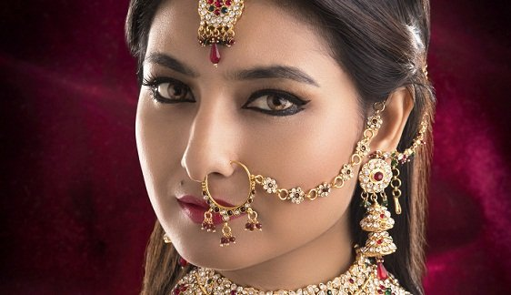 The Nath: Traditional Indian Nose Ring